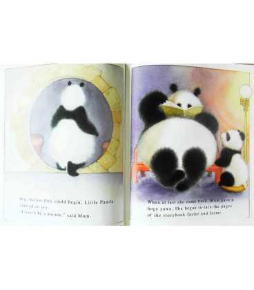 Big Panda, Little Panda Inside Page 1