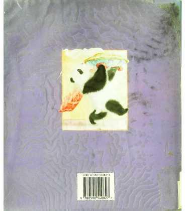 Big Panda, Little Panda Back Cover