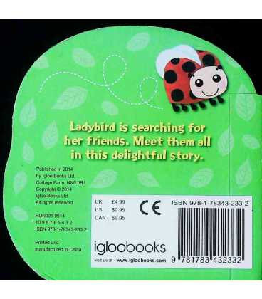 Ladybird Back Cover