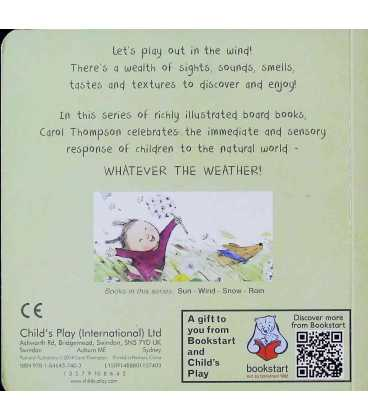Wind Inside Back Cover
