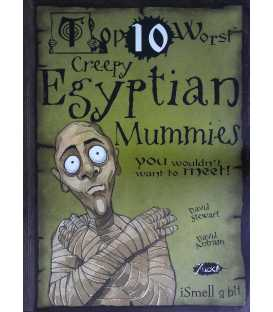 Top 10 Worst Creepy Egyptian Mummies You Wouldn't Want to Meet!