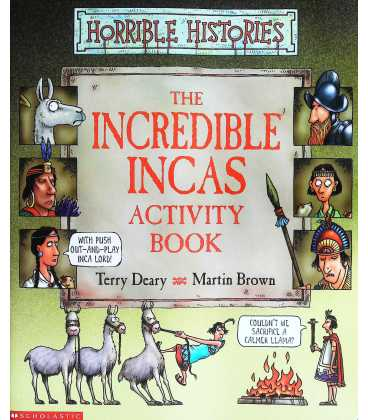 Incredible Incas Activity Book