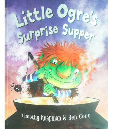 Little Ogre's Surprise Supper