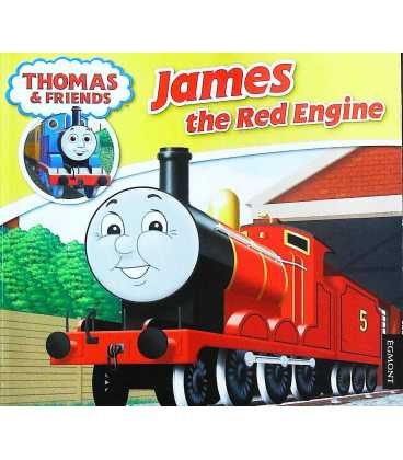 Thomas and Friends - James the Red Engine