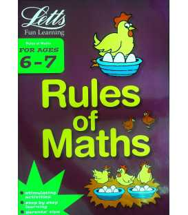 Rules of Maths Age 6-7 (Letts Fun Learning)
