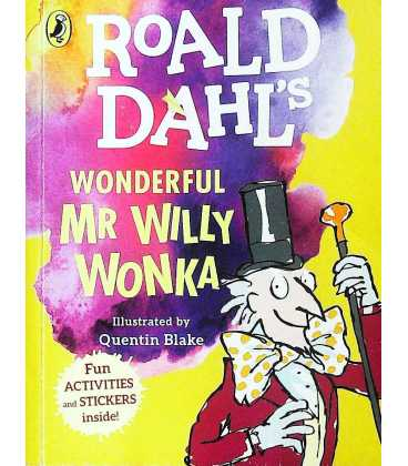 Wonderful Mr Willy Wonka