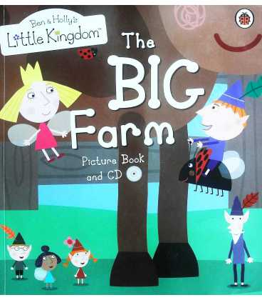 The Big Farm Picture Book and CD