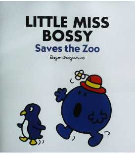 Little Miss Bossy Saves the Zoo