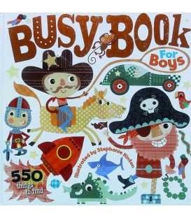 Busy Book For Boys