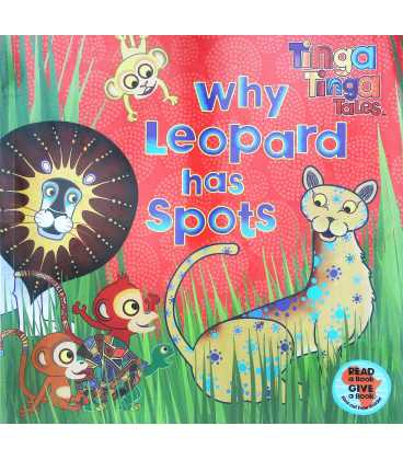 Tinga Tinga Tales: Why Leopard Has Spots