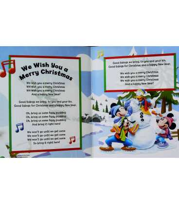 Christmas Sing-Along Inside Page 1