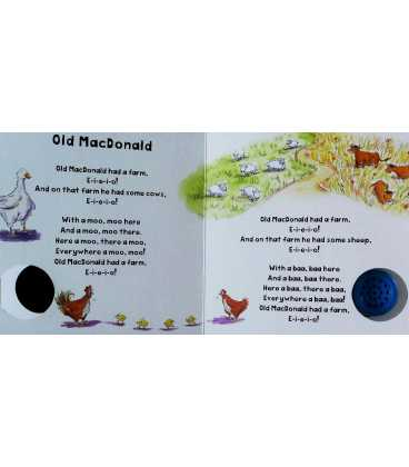 Single Sound Nursery Rhymes: Old Macdonald and Others Inside Page 2
