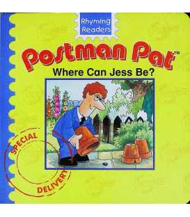 Postman Pat: Where Can Jess Be?