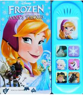 Disney Frozen Anna's Friend