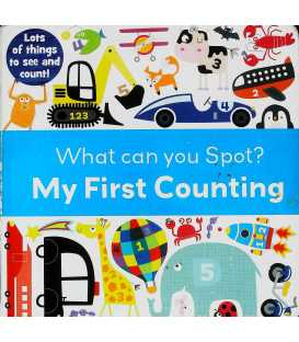 What Can You Spot? My First Counting