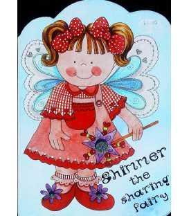 Shimmer the Sharing Fairy (Glitter Fairy)