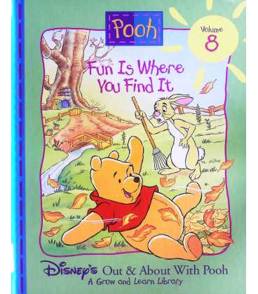Fun is Where You Find It (Disney's Out and About With Pooh)