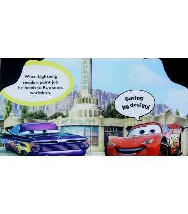 Lightning McQueen Inside Page 2