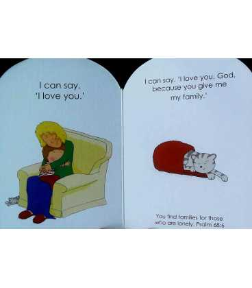 I Can Say to God, I Love You Inside Page 1
