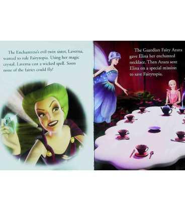 Barbie: Fairytopia Inside Page 2