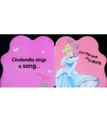 Cinderella Rhymes Inside Page 1
