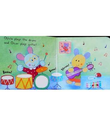 Noisy Day (Honey Hill) Inside Page 1