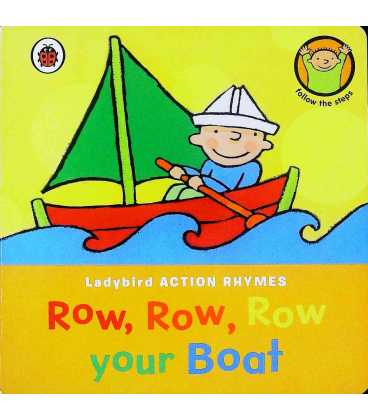 Ladybird Action Rhymes: Row, Row, Row Your Boat