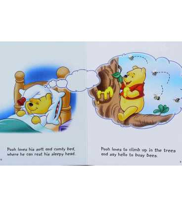 Pooh Loves Too... Inside Page 1