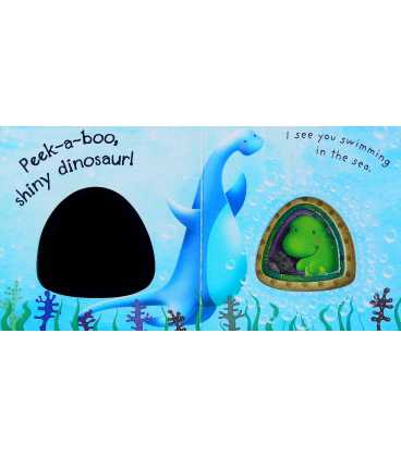 Peek-a-boo Dinosaur Inside Page 1