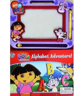 Dora Alphabet Adventure Storybook