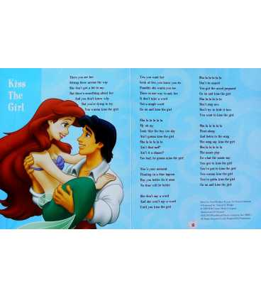 Disney Princess Sing-Along Inside Page 1