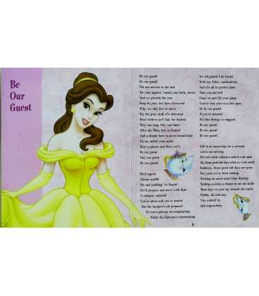 Disney Princess Sing-Along Inside Page 2