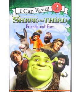 Shrek the Third: Friends and Foes (I Can Read Book 2)