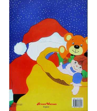 Santa Claus Back Cover