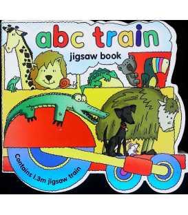 ABC Train (Panoramic Jigsaw Books)