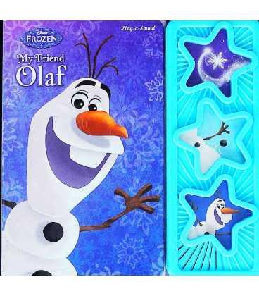 Disney My Friend Olaf