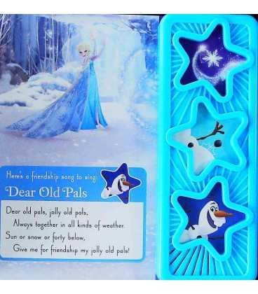 Disney My Friend Olaf Inside Page 1