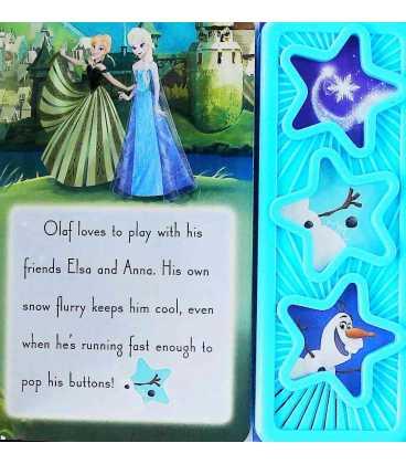 Disney My Friend Olaf Inside Page 2
