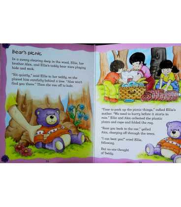 First Teddy Bear Stories Inside Page 2
