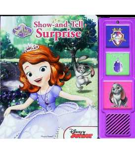 Sofia the First - Show-and-Tell Surprise