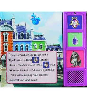 Sofia the First - Show-and-Tell Surprise Inside Page 1