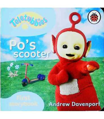 Teletubbies Po's Scooter