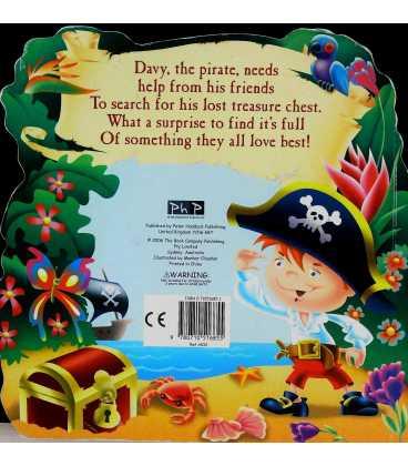 Pirate Treasure Back Cover