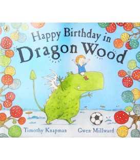 Happy Birthday in Dragon Wood