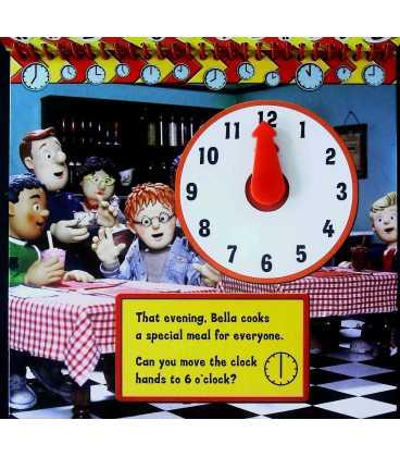 Clock Book (Fireman Sam) Inside Page 1