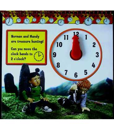 Clock Book (Fireman Sam) Inside Page 2