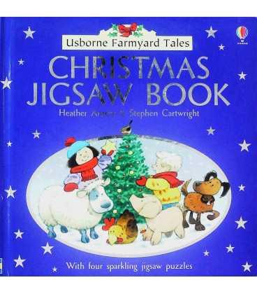 Christmas Jigsaw Book (Farmyard Tales)
