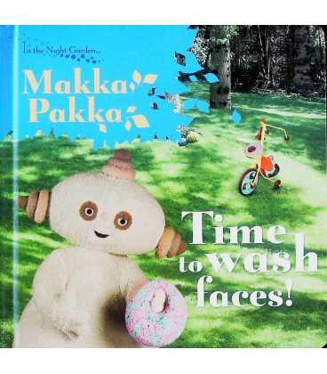 Makka Pakka: Time to Wash Faces!