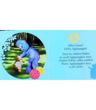 Makka Pakka: Time to Wash Faces! Inside Page 2