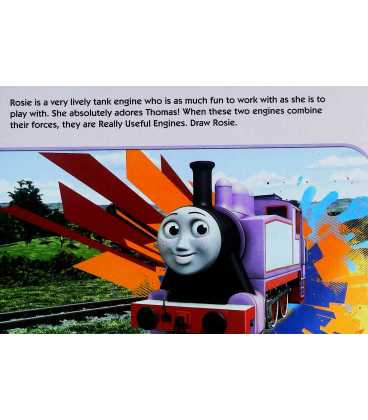 Spills & Thrills (Thomas & Friends) Inside Page 2